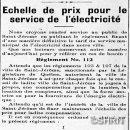 L'Avenir du Nord, 1914.