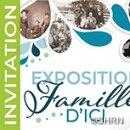 Exposition, familles d'ici