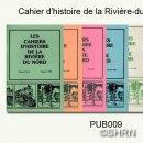 Les cahiers d'histoire de la Rivière-du-Nord, vol. 1 à 8