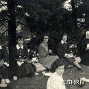 SHRN, vers 1950, Fonds famille J.-Albert Allaire, P069.